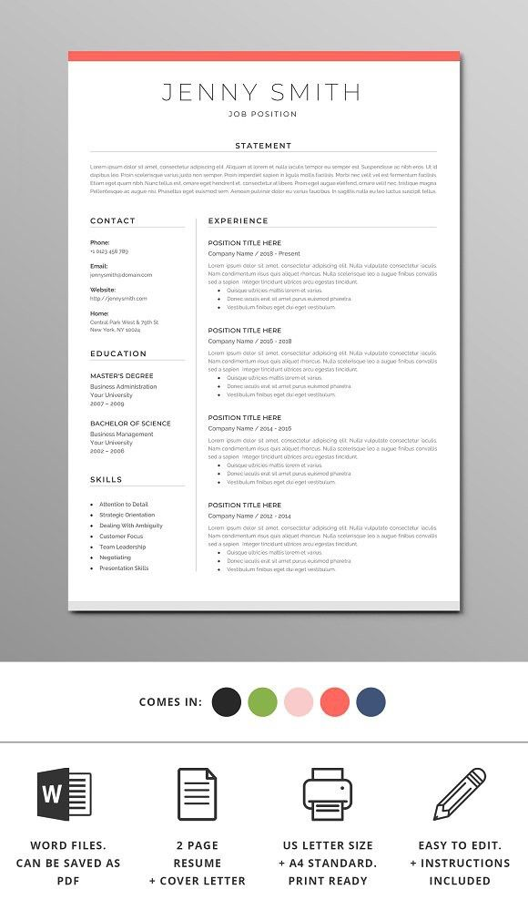 2344 best Resume Templates images on Pinterest - google docs resume templates