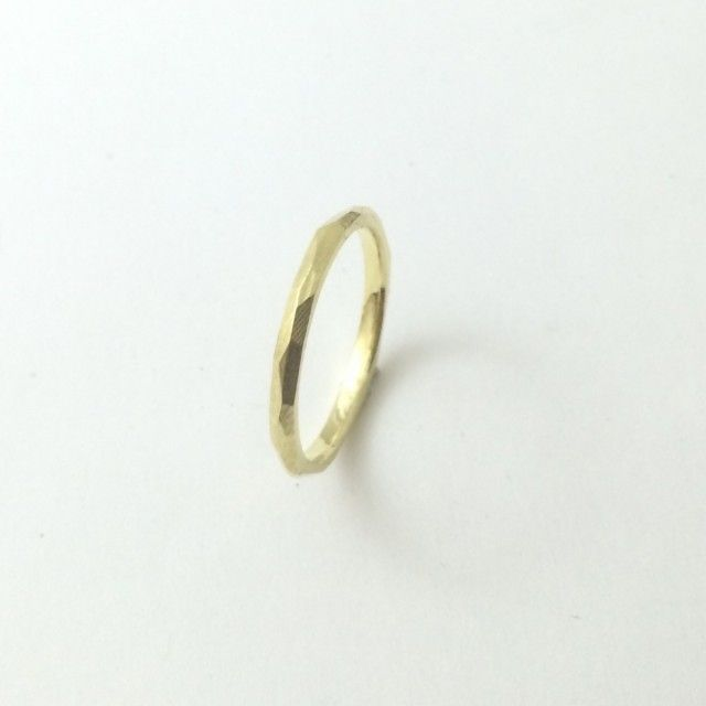 diffused reflection ring :brass