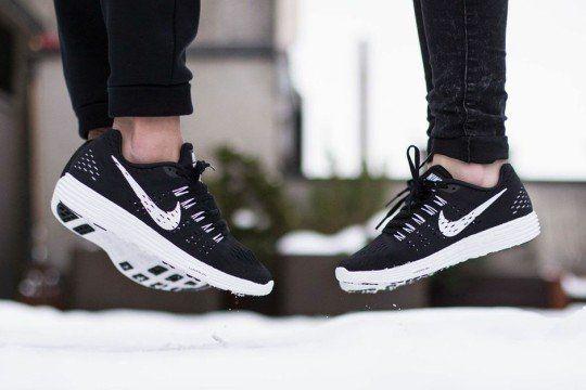 online retailer 41825 f134a ... Nike-Lunar-Tempo-Black-Volt-3   Clothing   Pinterest ...