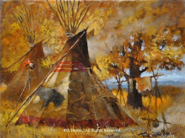 287 Best Native American Paintings Images On Pinterest