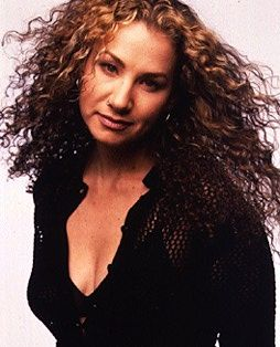 """Joan Osborne  best known for her song """"One of Us,"""" and for her work with members of """"The Grateful Dead."""" Born in Anchorage, Kentucky."""