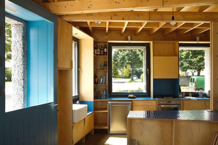 House 4 -Kitchen - TAKA Architects