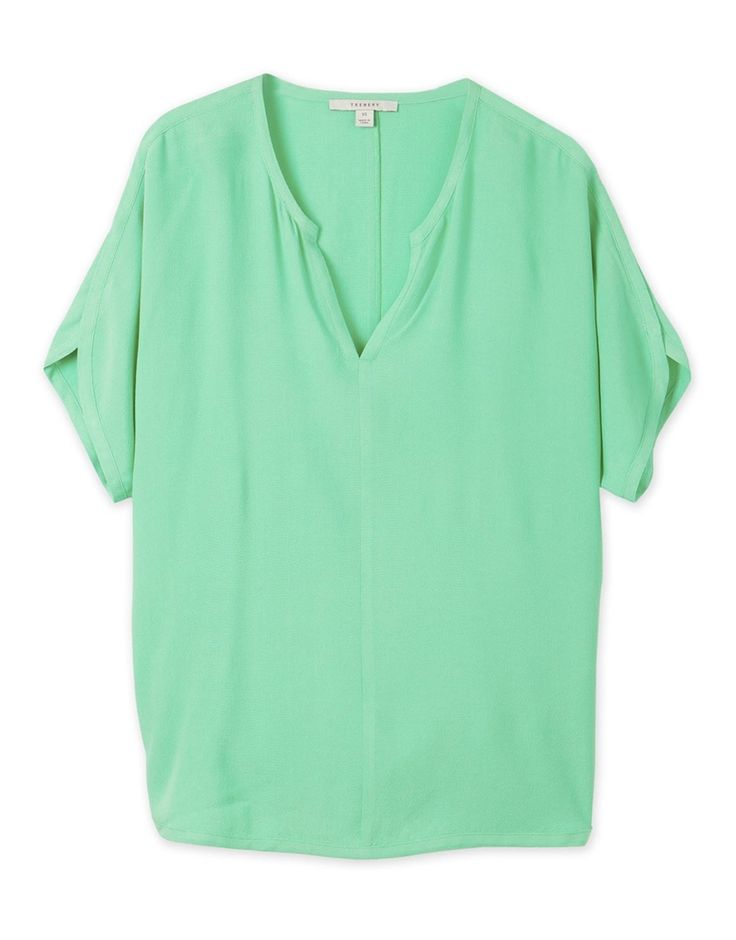 Textured Kaftan Top from Trenery