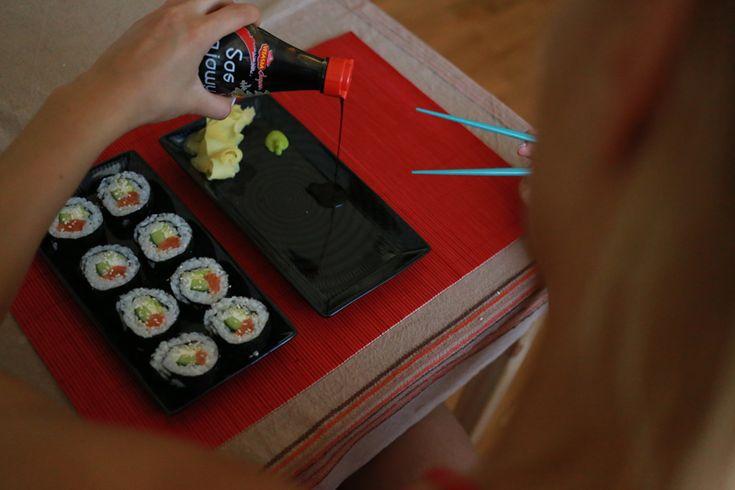 siostry bukowskie.: Jak zrobić sushi? Krok po kroku.