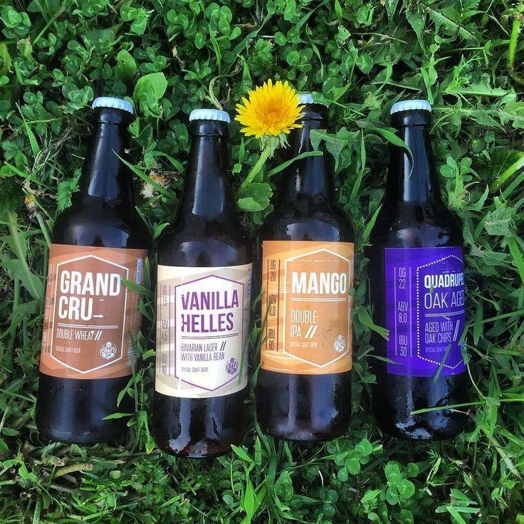 НОВИНКИ НА СЕГОДНЯ! Из г. Челябинск приехали сразу 4 новинки от пивоварни #brauweltbrewery . 1. #grandcru #doublewheat крепкая двойная пшеничка. 2. #vanillaheles #bavarianlager баварский лагер с добавлением палочек ванили. 3. #mangodoubleipa  двойная ИПА со вкусом и ароматом пьяного манго. 4. Ну и хит: #quadrupeloakaged выдержанный на дубовой щепе квадрюпель про него ничего писать не будем его надо пробовать!!! #craftminibar #bbqfest2017 #крафтовыйбар #крафтовоепиво #воеводина6 #плотинка…