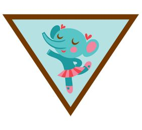 Girl Scout Brownie Dancer Badge. Do your feet start to tap when you hear a great song? Get ready to jump up and move to the beat in this badge. You'll learn fun warm-ups, perform steps from new dances, and make a dance of your very own.