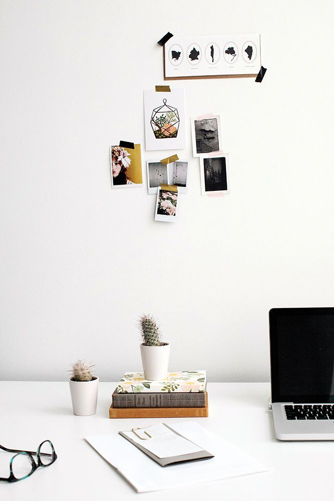 Inspire / Creating the perfect workspace