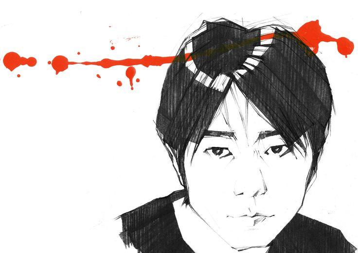 BOOK MAGAZINE NO.1 JAP / MASAKI MIZUNO ILLUSTRATION #bookmagazine #japan #masakimizuno #fashion #illustration