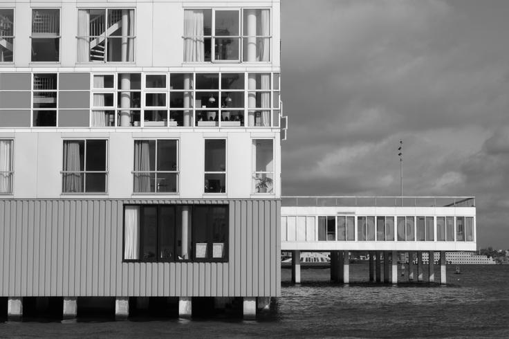 AMSTERDAM / Silodam (MVRDV, 1995-2002)