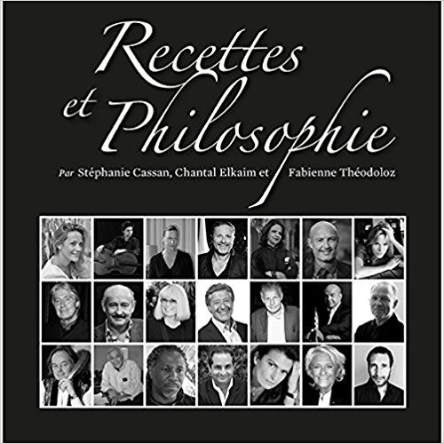 Amazon.fr - Recettes et Philosophies - Stephanie Cassan - Livres
