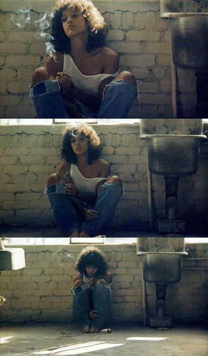 Jennifer Beals. #flashdance #style