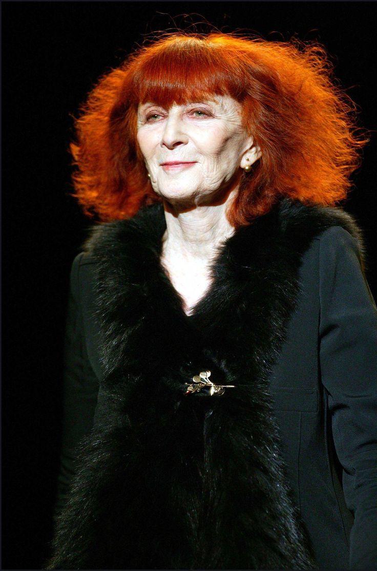 A estilista francesa Sonia Rykiel morreu na madrugada desta quinta-feira (25) em…