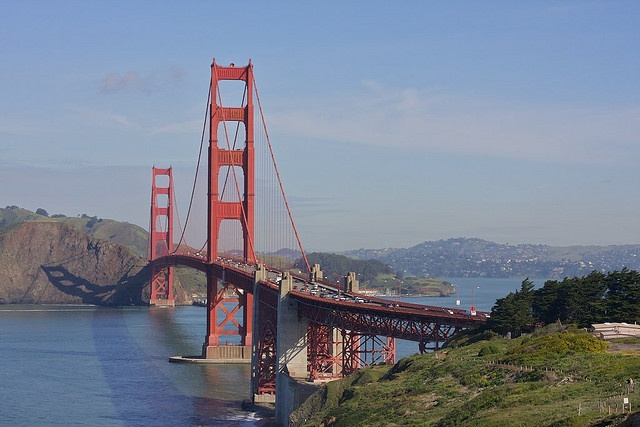 San Francisco CA #San Francisco CASan Francisco California, Golden Gate Bridge, Favorite Places, Golden Gates Bridges, Cities, Sanfrancisco, The Bays, The Bridges, Memories