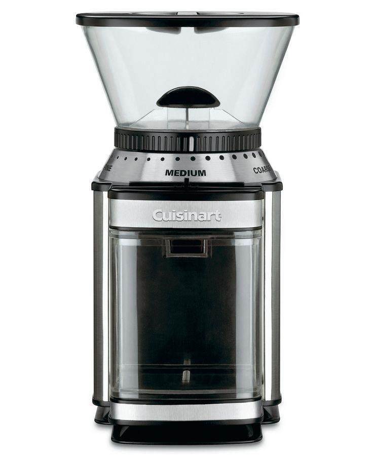 Cuisinart dbm8 supreme grind automatic burr mill coffee