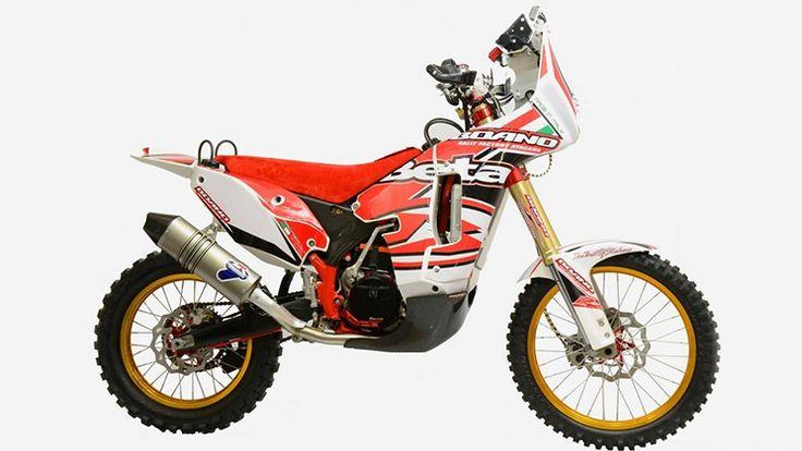 Beta RR450- Dakar 2016