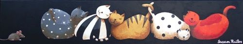 10139 When The Cats Are Sleeping 80x15