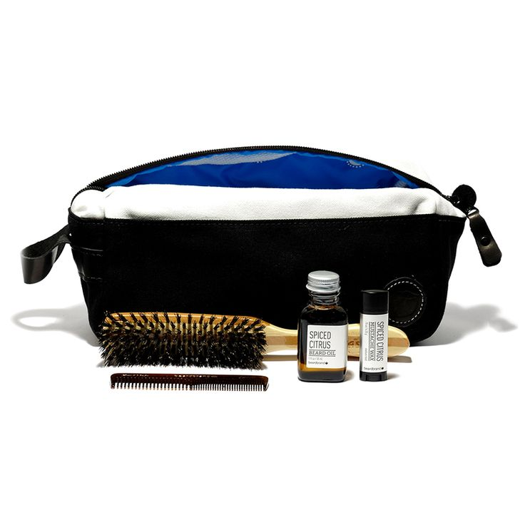 Beardbrand offers another awesome grooming kit – this time tailored to the urban beardsman who frequently travels and wants to travel in style.