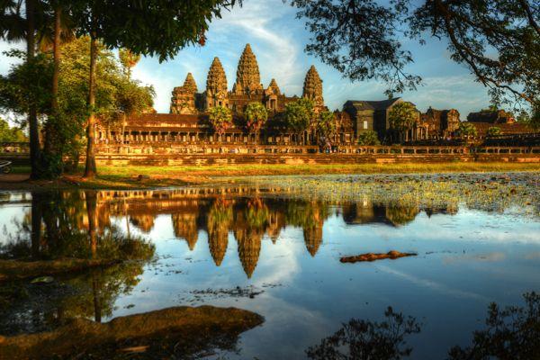 10 best budget honeymoon destinations for 2017. Angor Wat, Cambodia