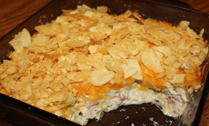 Hot Chicken Salad Paula Deen