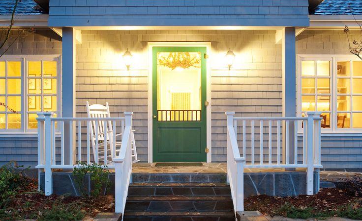 Porch/ Exterior - Sutro Architects