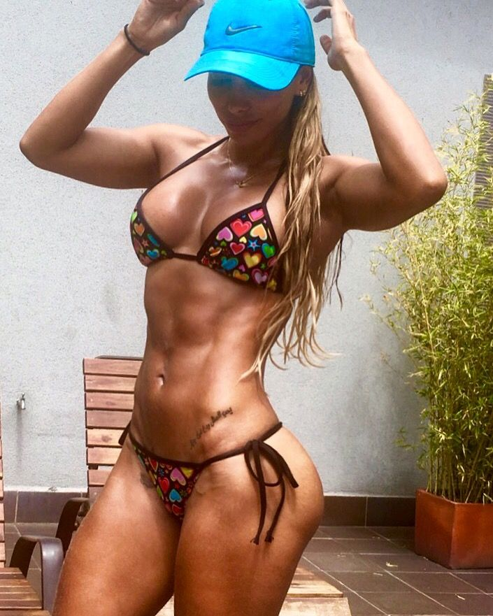 Miss Fitness Colombia - Lucy García - 31 Años
