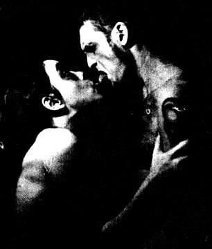 Mad Season made an amazing album! This is the actual photo of Layne and his then fiance, Demri Parrott. It was turned into the album cover. I hope they are both resting in peace.... My most favorite CD/--- EVER