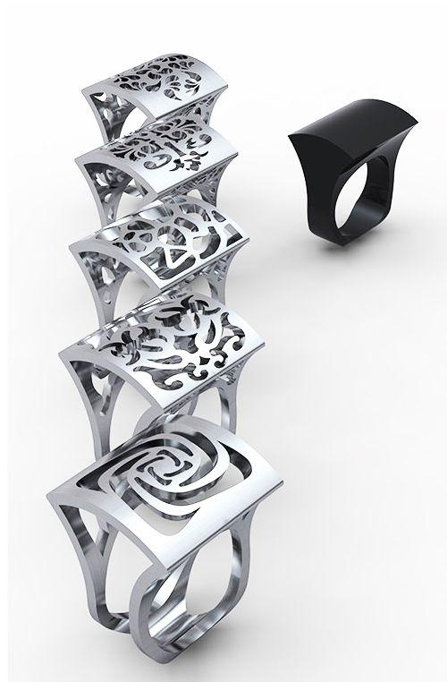 532 besten Ring Bilder auf Pinterest | Schmuck ringe, Schmuck design ...