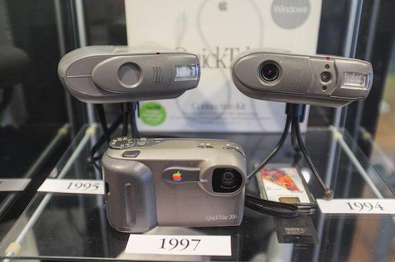 Digitalkameror från Apple.