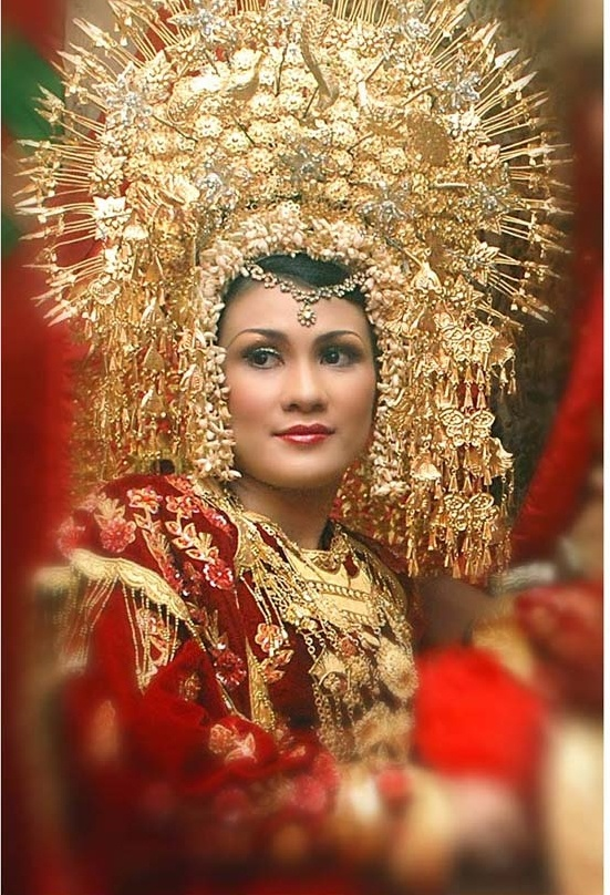 bride Padang Indonesia