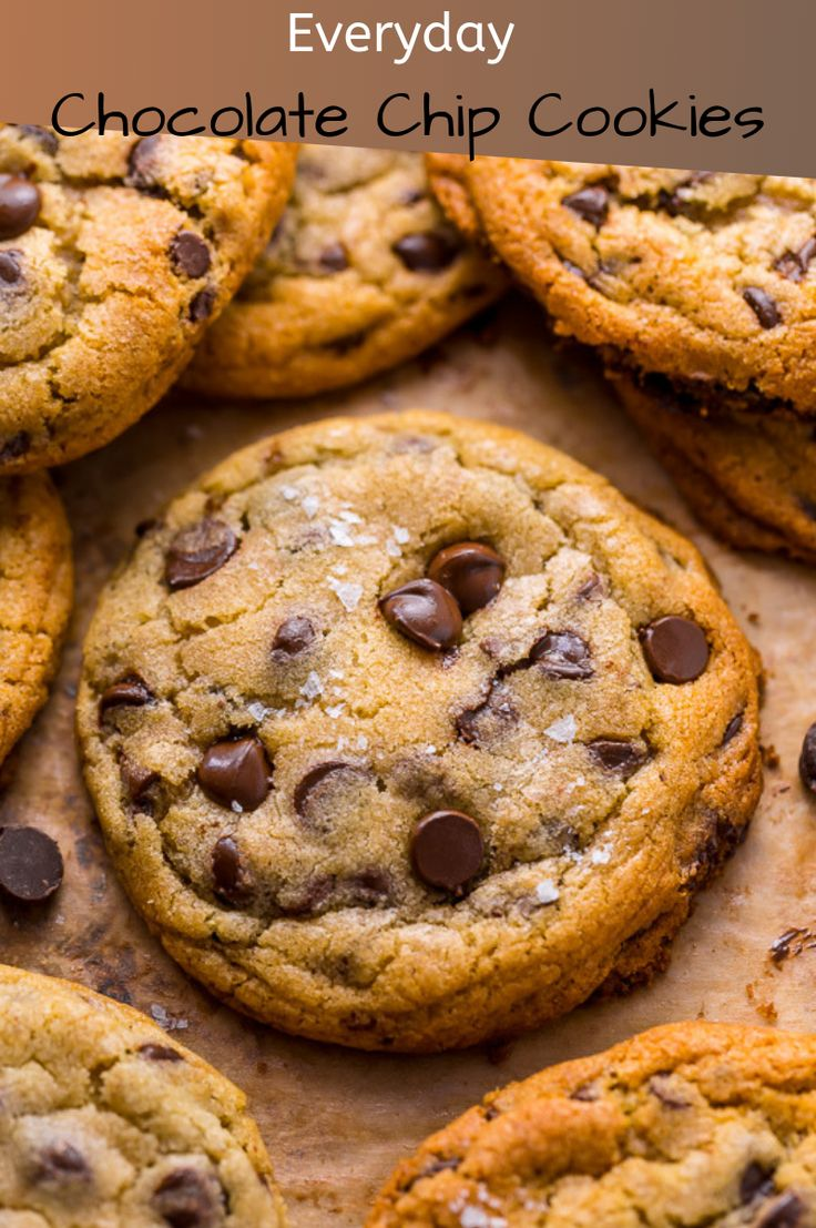 Image by Terri on Chocolate chip cookie Chocolate chip