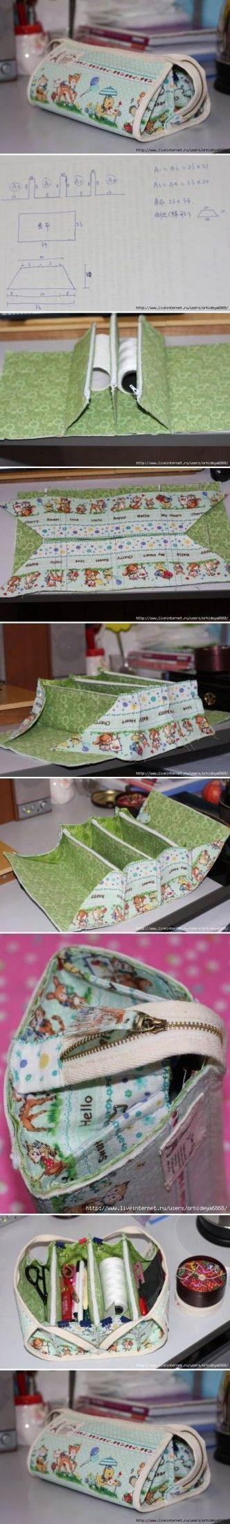 DIY Handbag for Needlework DIY Projects