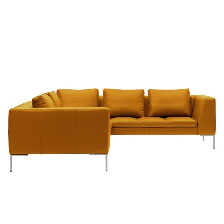 Die besten 25+ Couch 2 sitzer Ideen auf Pinterest Retro-sofa - wohnzimmer orange braun