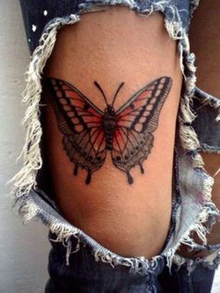 Tatuagem de borboleta (19)                                                                                                                                                                                 Mais