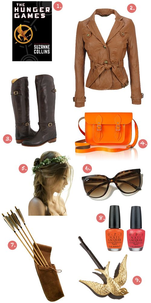 17 Best Images About Hunger Games Outfits On Pinterest What Would Earrings And Urban Outfitters