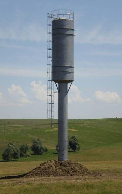 MOLDAGROTEHNICA А.О. :: ПродукцШя :: Водонапорная башня