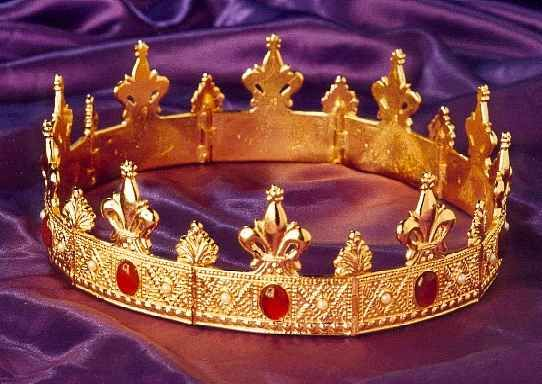 Medieval Crown or Coronal. Fourteenth century. Possibly German or North European.