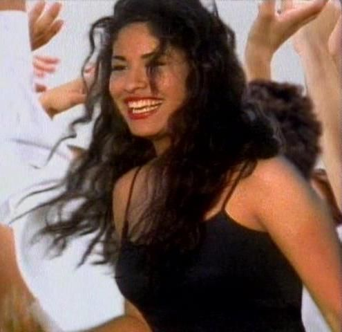 Image result for selena quintanilla front bangs