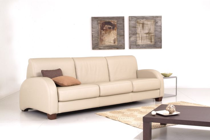 Atlas Sofa. Available in your choice of leather or fabric. Products available through Selene. www.selenefurniture.com