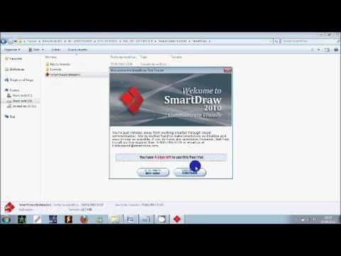 Tutorial SmartDraw 2010