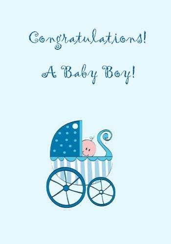 45 best Cards-baby boy images on Pinterest Baby cards, Baby - congratulation for the baby boy