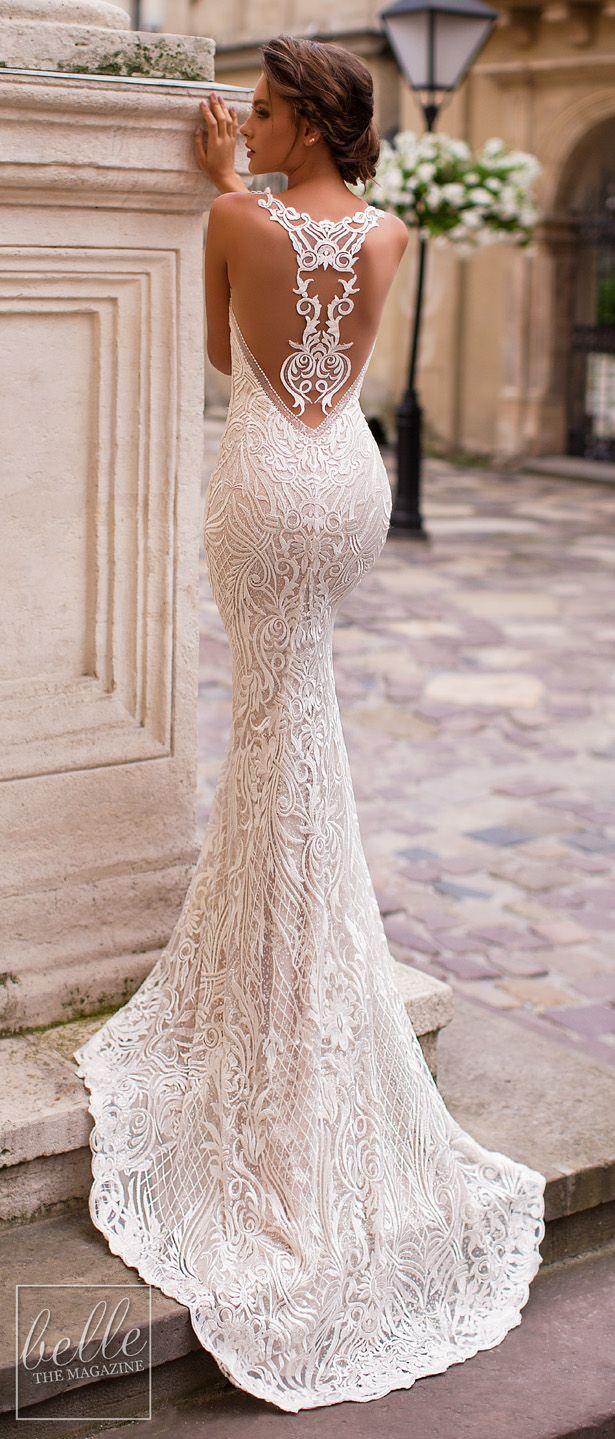 Liretta Wedding Dresses 2019 Belle The Magazine Wedding Dresses Bridal Dresses Blue Wedding Dresses [ 1439 x 615 Pixel ]