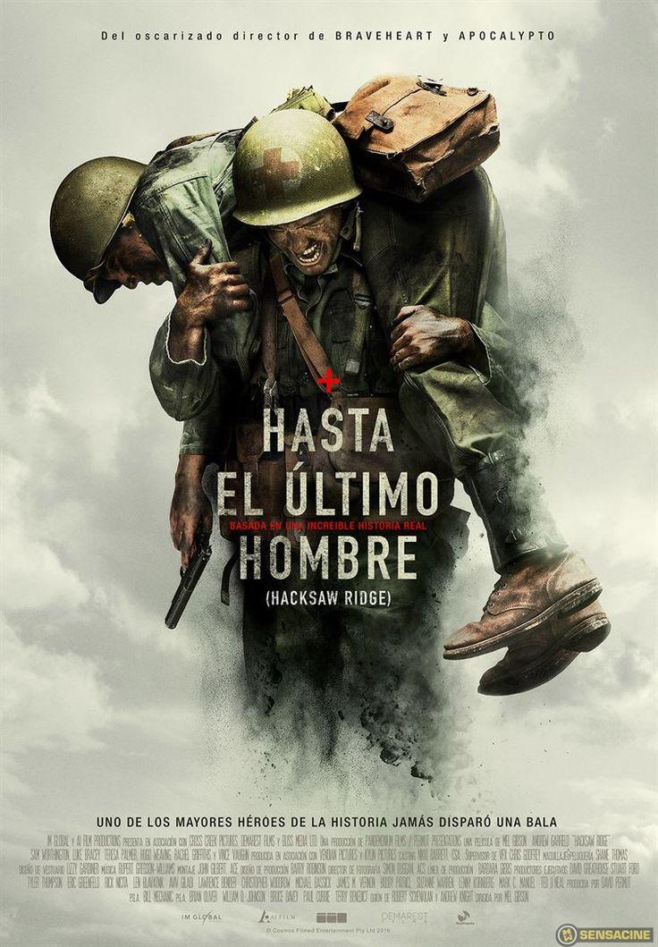 Hasta el último hombre. Estreno 6 de diciembre en CineZona. CC Zona Este. Cines en Sevilla