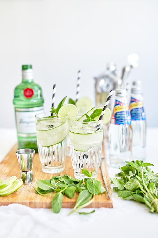 Bar Schweppes_Lost In London_Lemonade Gin Fizz