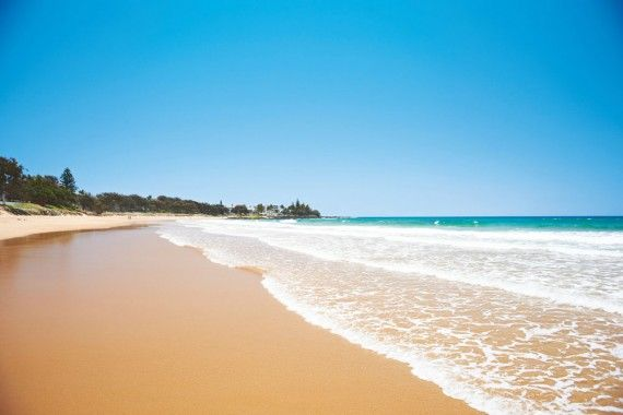 Bargara Australia  city images : Bargara Beach, Bundaberg. | Australia | Pinterest
