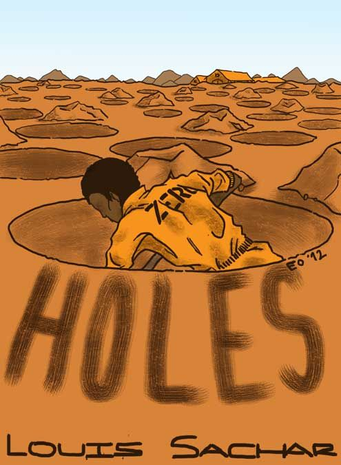holes book vs movie At the end the author deliberately leaves a few holes in the plot for the reader to fill in sachar has a bizarre imagination, and in this vivid, many-layered book he puts it to its most compelling use yet.