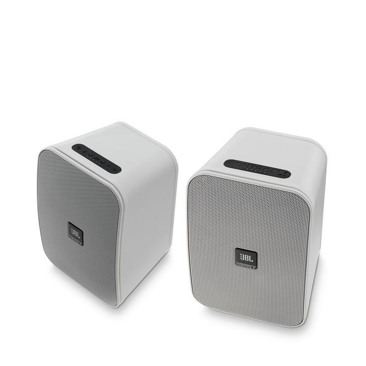 JBL Control X Wireless refurbished White-EMEA  Til je favoriete muziek films TV-shows of games naar een hoger niveau met de bekroonde JBL Control X draadloze luidsprekers. Deze draagbare Bluetooth luidsprekers bieden indrukwekkend stereogeluid zonder draden of kabels tussen de luidsprekers. De compacte luidsprekers zijn ontworpen om weergaloos vermogen te bieden in elke kamer van je huis. En wanneer het tijd is om buiten een feestje te houden is het robuuste ontwerp goed toegerust voor het…