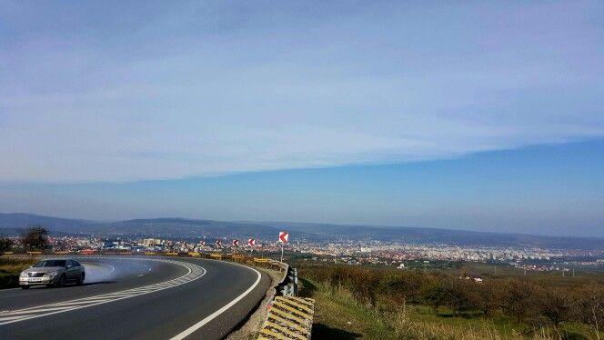 Dealul Feleacului în Feleacu, Cluj