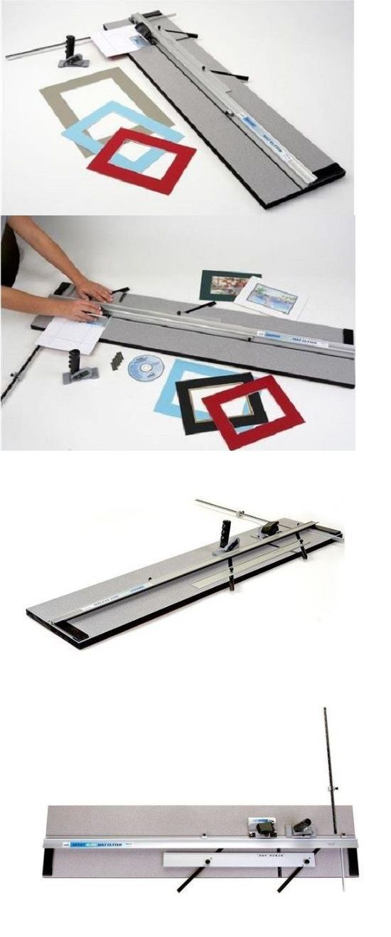 Mat Cutting Tools and Supplies 37574: Mat Cutter Picture Frame ...