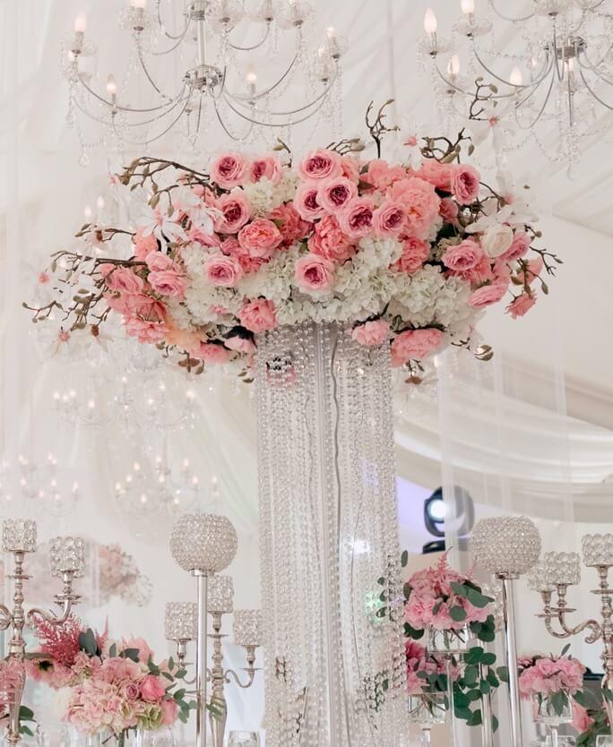 Организация свадьбы Хрустальная свадьба | агентство «Для Двоих»