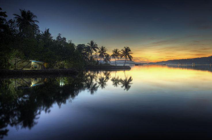 Sunrise @ the backyard by Ki Tan on 500px